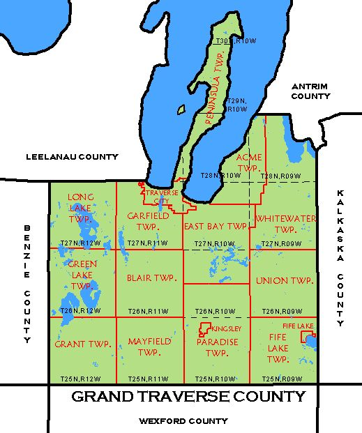 Grand Traverse County, MI real estate prices overview