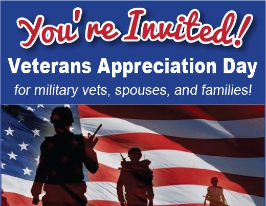 Veteran S Appreciation Day 2nd Annual Manistee