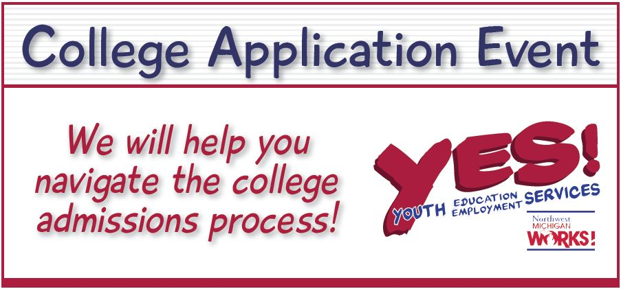 College application assistance